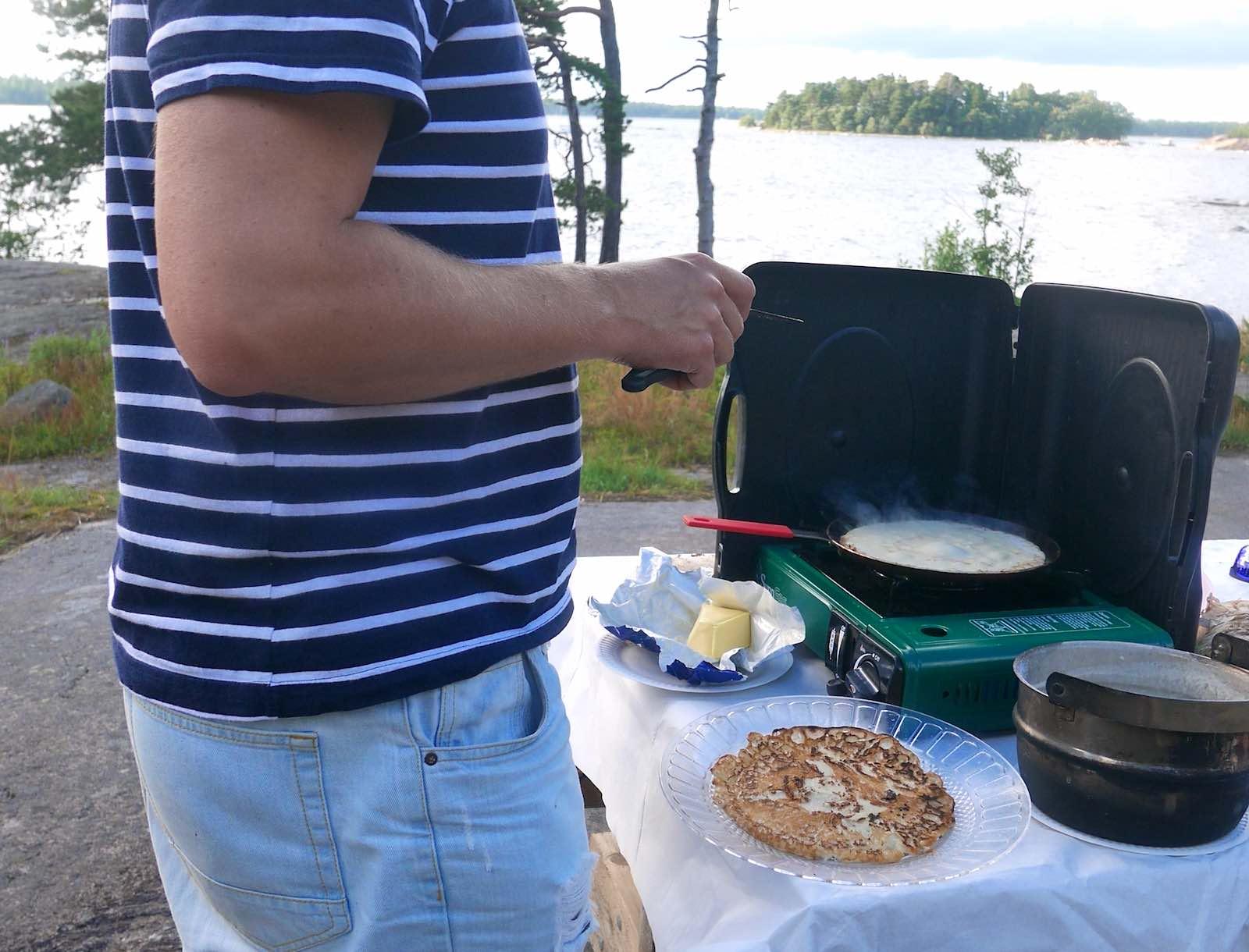 Letunpaisto, Gåsgrund, Espoo